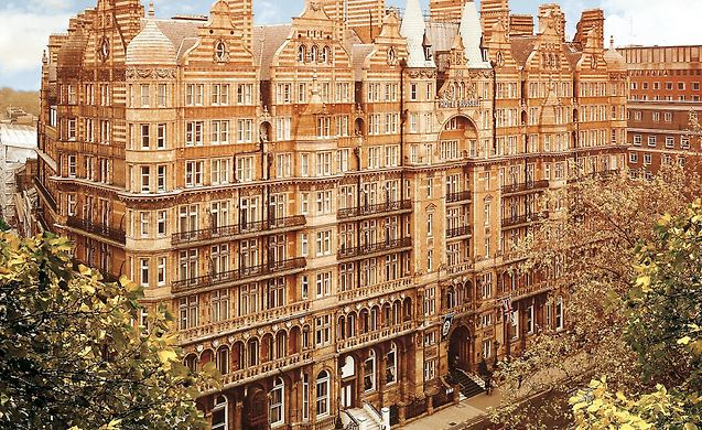 Hotel russell londra for Hotels ussel